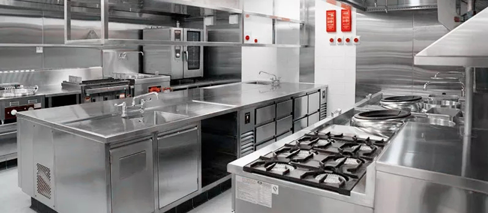 西安厨房设备定做