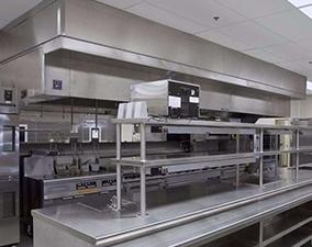 厨房设备案例